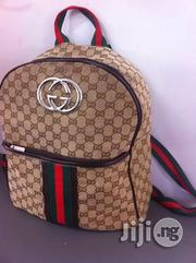 Gucci Patterned Convec Bag Pack   Bags for sale in Lagos State, Lagos Mainland