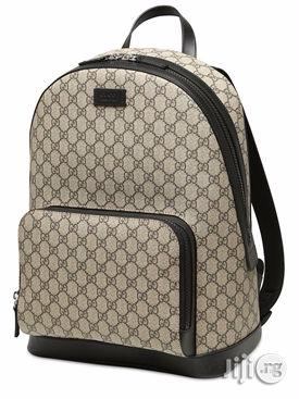 Gucci Pattern Leather Bag