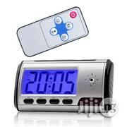 Multi-function Spy Camera Clock   Security & Surveillance for sale in Lagos State, Lagos Mainland