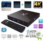 X96 Android TV Box Android 6.0 Quad Core 2GB RAM + 16GB ROM | TV & DVD Equipment for sale in Rivers State, Port-Harcourt