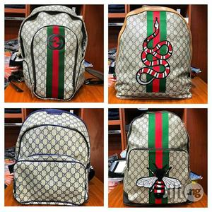 Authentic Gucci Ace Backpacks