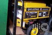 Elepaq Generator 3.5 Kv With Two Yrs Warranty | Electrical Equipment for sale in Lagos State, Ojo