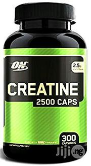 Optimum Nutrition Creatine 2500mg - 300 Capsules | Vitamins & Supplements for sale in Lagos State, Amuwo-Odofin