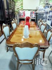 Royal Wooden Dining by 12 | Furniture for sale in Lagos State, Ojo