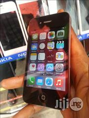 Direct Uk Used iPhone 4s 8gb Black | Mobile Phones for sale in Lagos State, Ikeja