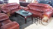 Royal Sofa.(Pure Leather) | Furniture for sale in Abuja (FCT) State, Wuse