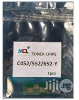 Konica Minolta Bizhub C452 Toner Chips | Accessories & Supplies for Electronics for sale in Lagos State, Lagos Mainland