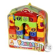 Children Building Blocks - 45 Pieces Fantasy Educational Blocks | Toys for sale in Lagos State, Lagos Mainland