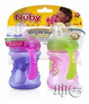 Nuby Grip N Sip Cup Singly | Baby & Child Care for sale in Lagos State, Ikeja