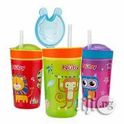 Nuby Snack N Sip Cup | Baby & Child Care for sale in Lagos State, Ikeja