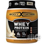 Body Fortress Super Advanced Whey Protein Powder, Vanilla, 2 Lbs | Vitamins & Supplements for sale in Lagos State
