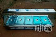 Food Warmer Display 5 Pans   Restaurant & Catering Equipment for sale in Lagos State, Ojo