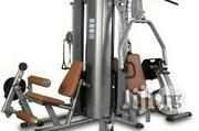 Brand New Solid 3 Station Home Gym | Sports Equipment for sale in Lagos State, Lekki Phase 2