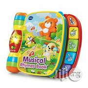 Vtech Musical Rhymes Book | Books & Games for sale in Lagos State, Alimosho