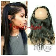 360 Body Wave Frontal, Color1b | Hair Beauty for sale in Lagos State, Lagos Island
