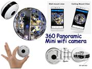 360 Panoramic Mini Wifi Camera | Photo & Video Cameras for sale in Lagos State, Lagos Mainland