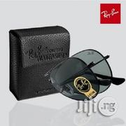 Ray Ban Folding Wayfarer Glasses Black | Clothing Accessories for sale in Lagos State, Surulere
