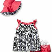 Gerber 3 Pieces Sundress Set | Children's Clothing for sale in Lagos State, Alimosho