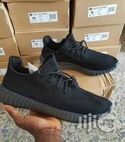 Adidas Yeezy 350 V2 All Black Boost | Shoes for sale in Lagos State, Ojo
