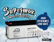 Supermax 200ah/12v Deep Cycle AGM Battery | Solar Energy for sale in Lagos State, Lekki Phase 2