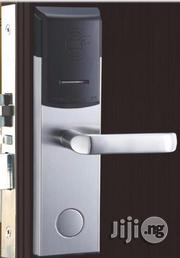 Stainless Steel RFID Hotel Contactless Door Lock | Doors for sale in Edo State, Benin City