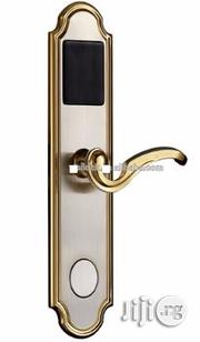 Zinc Alloy With Golden Edge RFID Contactless Hotel Lock | Home Accessories for sale in Rivers State, Port-Harcourt