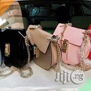 Luxury Bag Purse With Gold Chain Detail | Bags for sale in Lagos State, Lagos Mainland