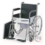 Commode Wheelchair | Medical Equipment for sale in Lagos State, Ikeja