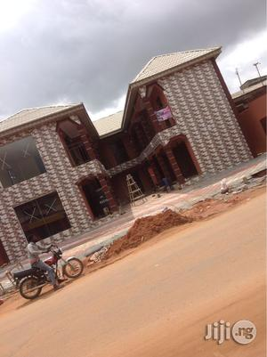 Newly Built Shop On Major Road At Baruwa, Ipaja