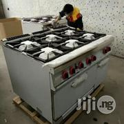 6 Buners Gas With Oven | Restaurant & Catering Equipment for sale in Delta State, Sapele