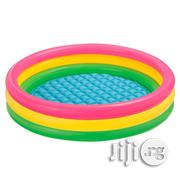Children Round Swimming Pool | 5 Persons|(1.68m X 46cm)(Wholesale) | Toys for sale in Lagos State, Ikeja