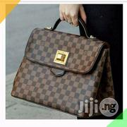 Louis Vuiton Vintage Leather Hand Bag | Bags for sale in Lagos State, Lagos Mainland