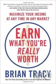 Earn What You Are Really Worth By Brian Tracy | Books & Games for sale in Lagos State, Ikeja