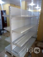 Double Sided Electroplated Metal Shelf | Furniture for sale in Lagos State, Ilupeju