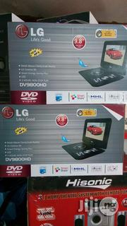 LG DVD Portable 9.8inchs | TV & DVD Equipment for sale in Lagos State, Ikeja