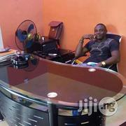 Glass Executive Office Table | Furniture for sale in Lagos State, Lagos Mainland