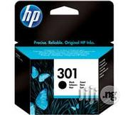 HP 301 Black Original Ink Cartridge | Accessories & Supplies for Electronics for sale in Lagos State, Ikeja