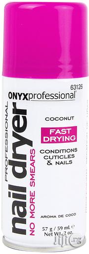 Onyx Professional Nail Dryer 7.5 Oz.   Tools & Accessories for sale in Lagos State