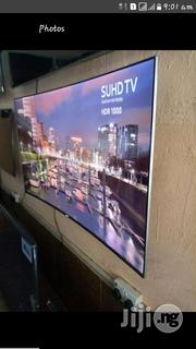 Samsung Smart Suhd 4K Curved Led Tv Ue55ks8500 55"