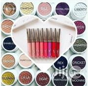 Colourpop Super Shock Shadows and Lip Stains | Makeup for sale in Lagos State, Lagos Mainland
