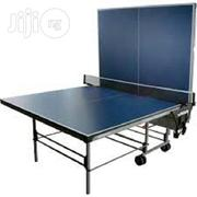 New Mobile Outdoor Table Tennis Board | Sports Equipment for sale in Rivers State, Port-Harcourt