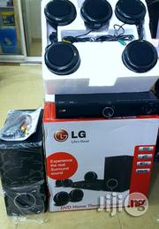 New LG DVD Bluetooth Home Theater HT308 | Audio & Music Equipment for sale in Lagos State, Ojota