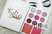 Kylie's Diary Eyeshadow Blush Pallet | Makeup for sale in Lagos State, Ikeja