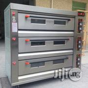 3 Deck Bread Oven   Industrial Ovens for sale in Gombe State, Balanga