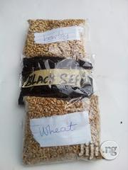 Original 100g Each of Barley Wheat and Black Seed | Feeds, Supplements & Seeds for sale in Lagos State, Ilupeju