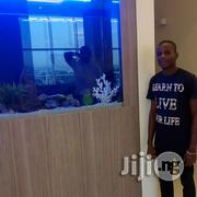Customized Aquarium | Fish for sale in Lagos State, Ikoyi