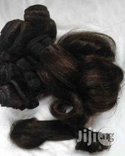 Rose Body Human Hair With Closure - Color 2 (8inches) | Hair Beauty for sale in Lagos State, Lekki Phase 2