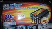 New 20A Digital 12v/24v Battery Charger | Vehicle Parts & Accessories for sale in Lagos State, Lagos Mainland
