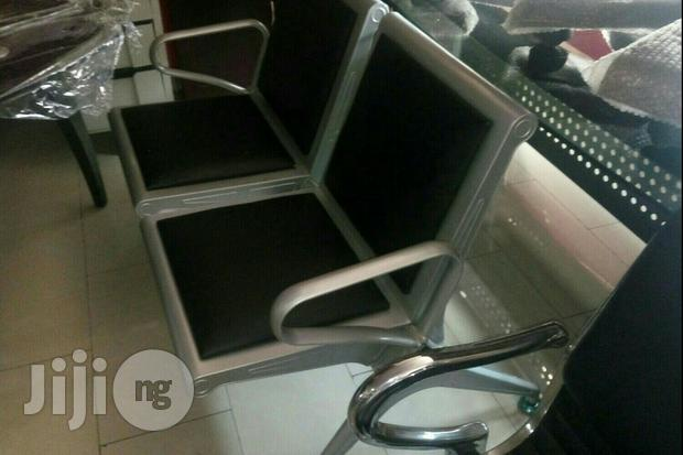2 Seater Visitors Office Chair