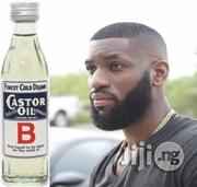 Castor Oil For Beard Growth - 70ML   Hair Beauty for sale in Abuja (FCT) State, Wuse 2